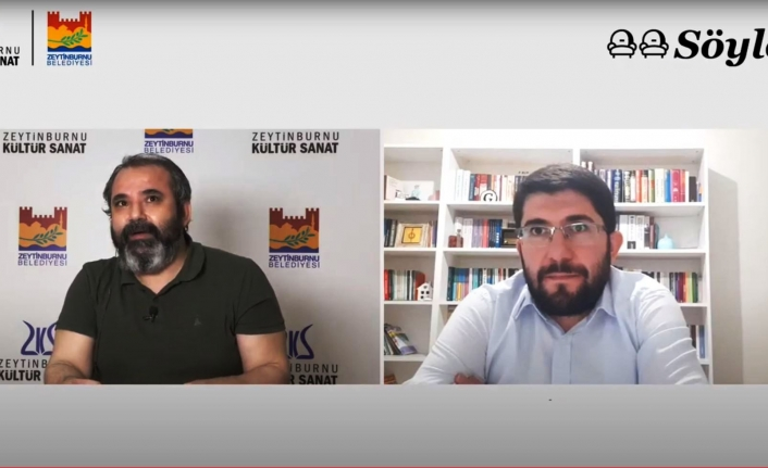"Zeytinburnu Kültür Sanat'ta""Entelektüel"" Kavramı Konuşuldu"