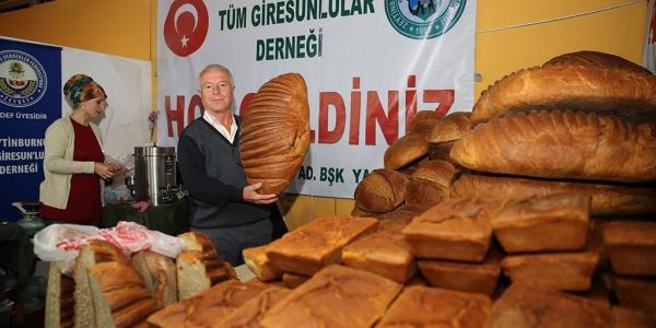 Yöresel Tatlar Zeytinburnu'nda Görücüye Çıktı