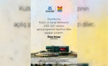 Zeytinburnu Kültür Sanat Açılıyor