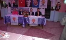 Ak Parti Yeşiltepe Danışma meclisini yaptı