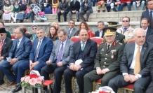 Devlet erkanı Nevruzu Toplapı'da kutladı