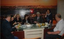 Dostları İstanbul Times TV.yi yalnız bırakmıyor
