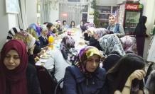 Malatyalı Bayanlar ve Gençler İftar'da Bir Araya Geldi