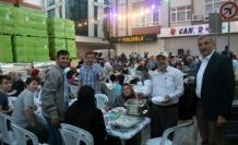 Zeytinburnu Sokak İftarları Tam Hız Devam Ediyor