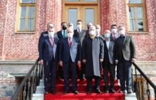 "Kazlıçeşme Sanat'ta ""Mebus ve Şair: Mehmet Âkif Ersoy"" Sergisi"