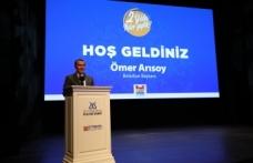 """Zeytinburnu Belediye Başkanı Arısoy: """"Zeytinburnu'muza 1 Milyar 50 Milyon TL'lik Yatırım Yaptık"""""""