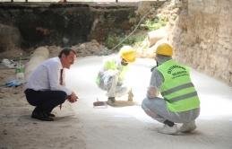 Roma Dönemine Ait 'Tarihi Mozaiklerin' Restorasyonu Devam Ediyor