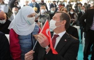 Kazak Edebiyatının Unutulmaz İsmi Zeytinburnu'nda...