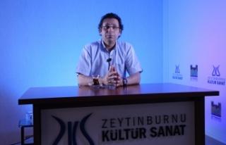 """ZKS'de Prof. Dr. Ömer Türker """"İslam Düşüncesinde..."""