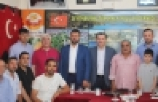 Başkan Arısoy ve Delibalta' dan Malatyalılara Ziyaret...