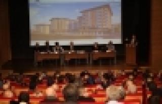 Telsiz Mahallesi 'Kentsel Dönüşüm Projesi'...