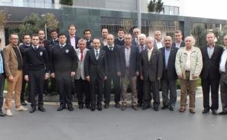 Yenidoğan Mahallesi Huzur Toplantısında güncel konular konuşuldu