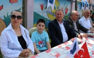 İhsan Mermerci Lisesi Mezunları Börek gününde bir araya geldi