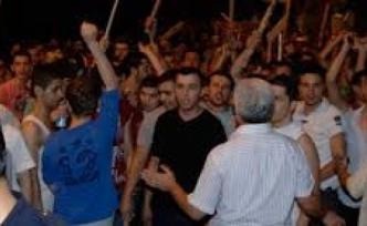 Zeytinburnu'nda Suriyeli gerginliği
