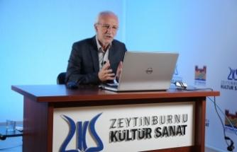 Edebiyat Ne Söyler? Seminer Serisinde Cemal Şakar'ın Mayıs Ayı Konuğu Bilgin Güngör'dü