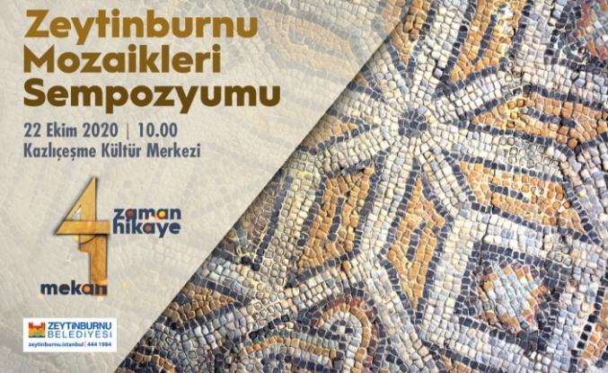 Zeytinburnu Mozaikleri, 22 Ekim'de Yapılacak Sempozyumla Tanıtılacak…