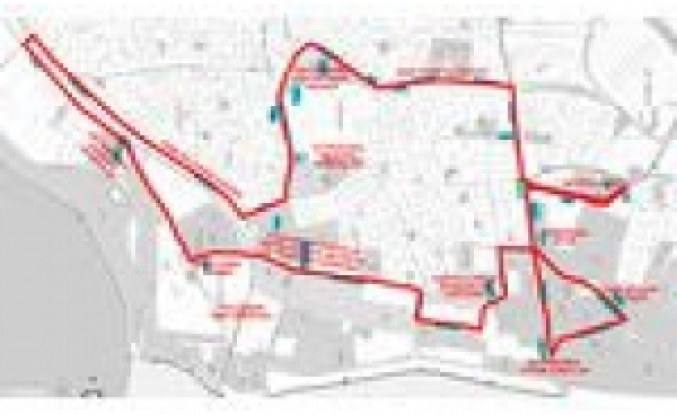 27 Ekim Pazar Günü Zeytinburnu'nda Trafiğe Kapatılacak Yollar