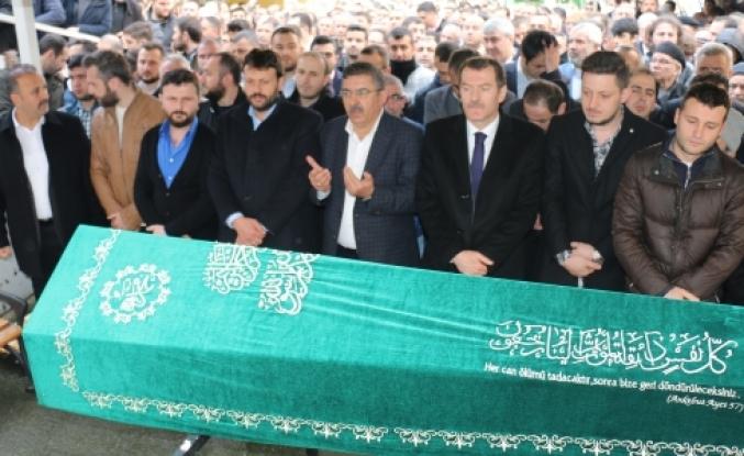 Ahmet Uluocak Hakka Yürüdü