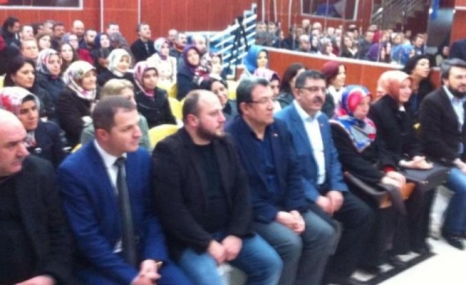 Ak Parti Veliefendi Mahalle Danışma Meclisini Yaptı