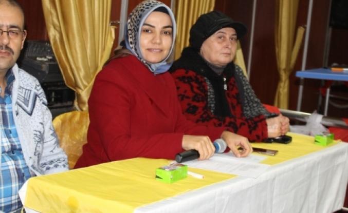 Ak Parti Zeytinburnu Mahalle Danışma Meclisleri Başladı