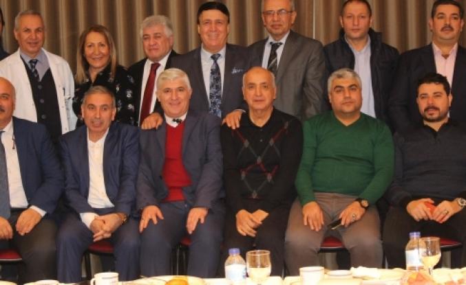 Avrasya'dan Doğu ve Güneydoğu Derneği Üyelerine  Kahvaltı