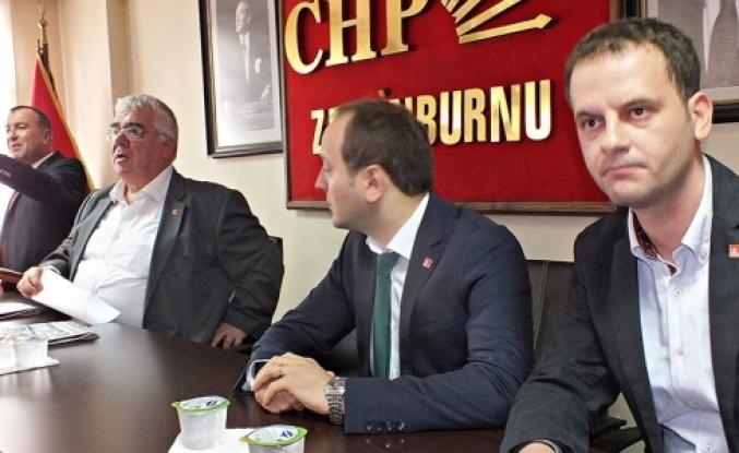 CHP'li Doğan Vekil aday adayı olacak