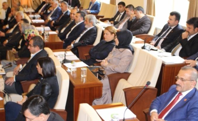 Kasım Ayı Meclisi ilk toplantısını yaptı