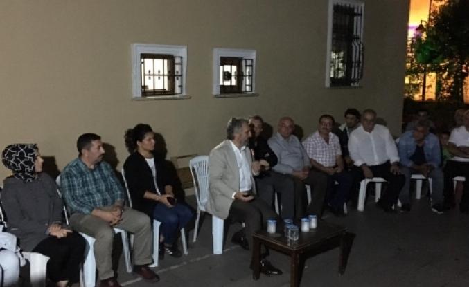Recep Tayyip Erdoğan Gönüllüleri  Her Cuma Akşamı Toplanacak