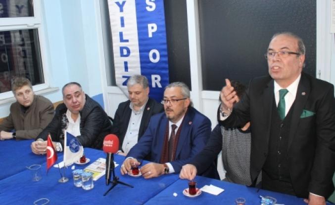 Saadet Partisi Rumelilere Projelerini anlattı