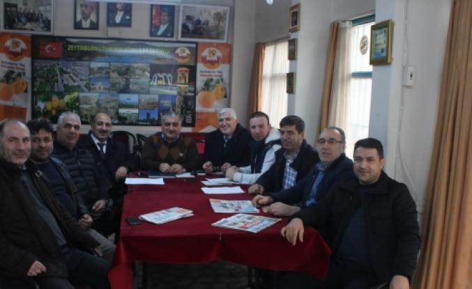 Zeytinburnu Tüm Malatyalılar Derneği kongreye gidiyor
