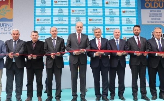Zeytinburnu'na 34 Milyon 160 Bin TL Değerinde Yatırım