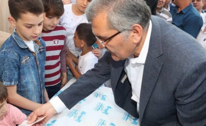 Zeytinburnu'nda Ramazan Bayramı Coşkusu